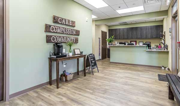 Medical Office Space For lease in apex NC near Raleigh NC at Olive Chapel Professional Park