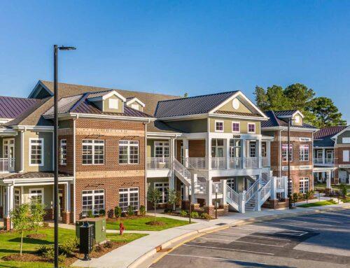 2 Buildings Outdoor 2021
